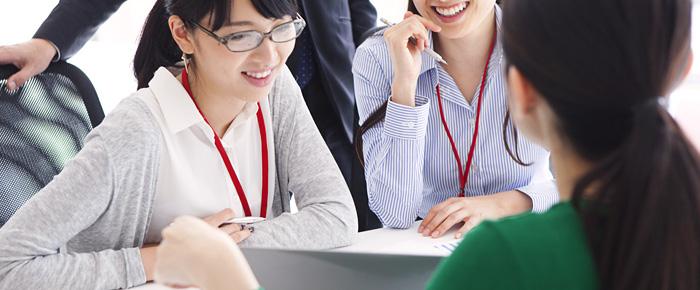 気になる職場の雰囲気や待遇面など詳細な求人情報もばっちり!
