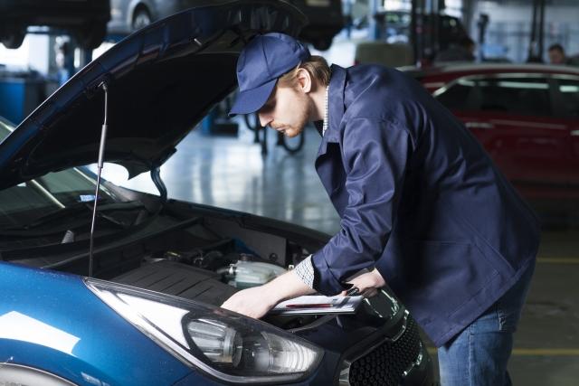 【転勤なし*完全週休2日制】研修充実の自動車整備業務 イメージ