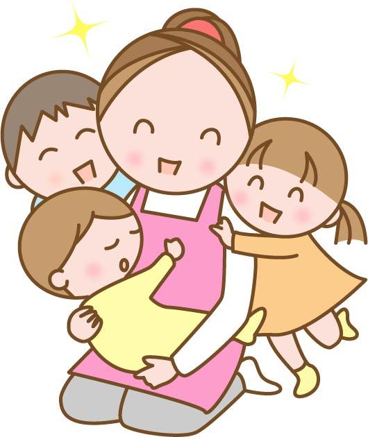 保育所優先利用制度あり♪働くママを応援します!